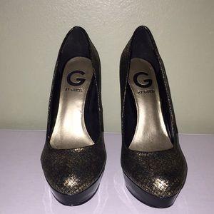 """G by Guess """"GGWinna"""" Heels"""